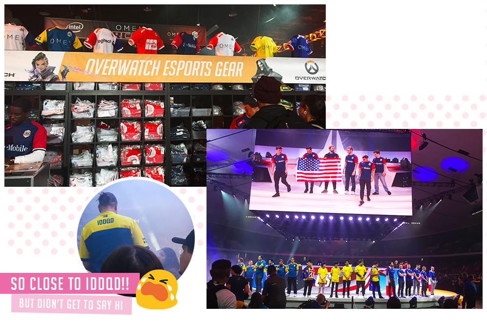 IDDQTPIE Blizzcon OVerwatch World Cup 2017