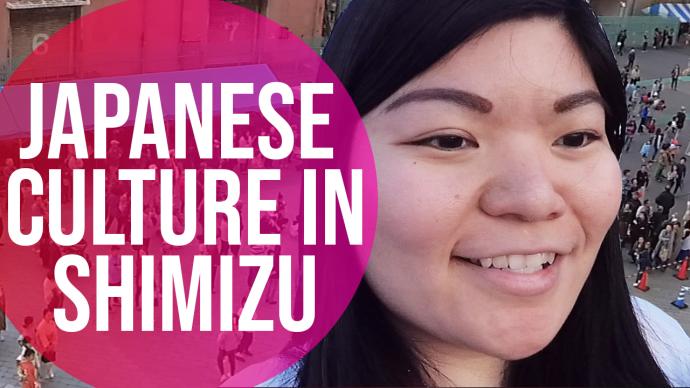 Learning Japanese Culture in Shimizu, Shizuoka